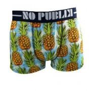 Boxer No Publik motif Color Pineapple