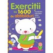 Exercitii cu 1600 de abtibilduri/***