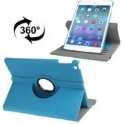 360 Graders Flip Fodral till iPad Air - Blå