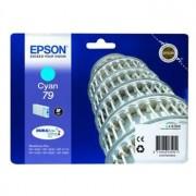 Tinteiro Original Epson T7912 Azul