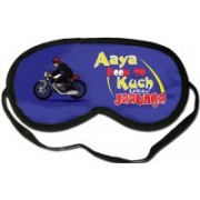 BEVEER Aaya Hu To Kuch Lekar Jaaunga Sleeping Mask Eye Shade(Royal Blue)