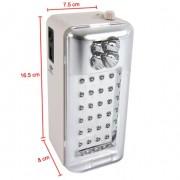 Lanterna multifunctionala cu radio GD 1111
