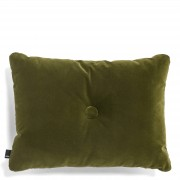 Dot Cushion Kissen Soft Moss Hay