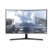 "Монитор Samsung C27H800F (LC27H800FCUXEN), 27""(68.58cm) VA панел, FHD, 5ms, 3000:1, 250cd/m2, 2x DisplayPort, 1x HDMI, 1x USB C"