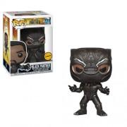 Figurina Funko Pop Marvel Black Panther W/ Chase