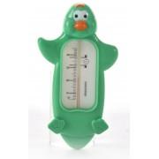 Termómetro de baño Pinguino Verde