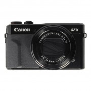 Canon PowerShot G7X Mark II Schwarz