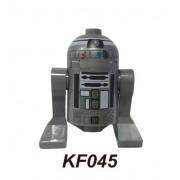 Generic Space Wars Asajj Ventress Luke Skywalker Grand Moff Tarkin Chirrut Imwe Han Solo Embo Jawa Building Blocks Kids Toys KF045