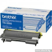 BROTHER Toner Cartridge for HL-2030/ 2040/ 2070N, DCP-7010/ 7025, MFC-7225N/ 7420/ 820N, FAX-2820/ 2920 (TN2000YJ1)