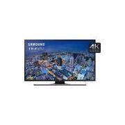 Smart TV LED 60 Samsung UN60JU6500GXZD Ultra HD 4K com Conversor Digital 4 HDMI 3 USB Wi-Fi Integrado 240Hz CMR