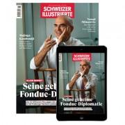 Ringier Axel Springer Schweiz AG Schweizer Illustrierte - Halbjahresabo
