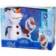 Disney. Olaf prietenul meu. Carticica muzicala si un Olaf de plus. Regatul de Gheata