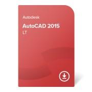 AutoCAD LT 2015 licencja pojedyncza (SLM)