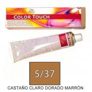 Wella COLOR TOUCH Tinte 5/37 tamaño 60ml