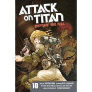 Attack on Titan: Before the Fall 10, Paperback
