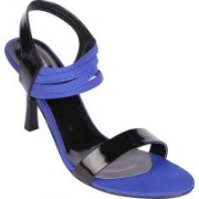 Indulgence Women Blue Heels