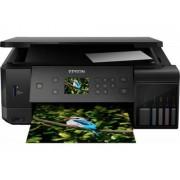 Epson Impressora Multifunções EcoTank ET-7700 Preto (Alto Rendimento)