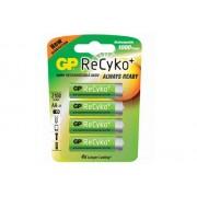 GP201072 - GP NiMH ReCyko Battery R6/AA 1,2V/2100mAhn 4-pack