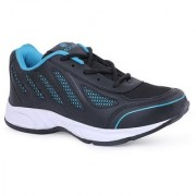 EMOSIS 353B Latest Mens Blue Running Casual Gym & Trekking Outdoor Walking Cricket Sports Light Weight Weight Lace-Up Shoe