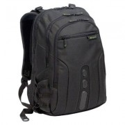 Targus Spruce Ecosmart Backpack - Fits Laptop with Screen Sizes Up to 17-inch - Black/Green