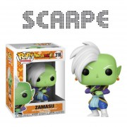 Funko Pop Zamasu Dragon Ball Super Anime Enemigo Goku