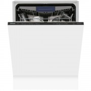 Siemens SN658D01MG Built In Fully Integrated Dishwasher - Black