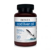 COD LIVER OIL 1000mg 120 Softgels