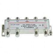 Catv splitter 11 db / 5-1000 mhz - 8 outputs