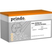 Prindo Etiquettes Noir sur blanc Original PRETBDK11201
