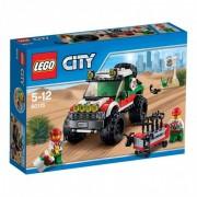 Lego Klocki konstrukcyjne City Great Vehicles Terenówka 60115