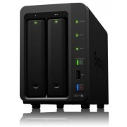 Synology DiskStation SYN-DS718+ 2-Bay 1.5GHz Quad Core Network Attached Drive