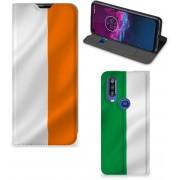 Standcase Motorola One Action Ierland