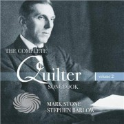 Video Delta Quilter / Stone / Barlow - Complete Quilter Songbook 2 - CD