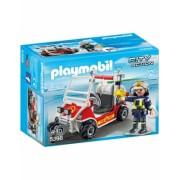 Vehicul De Pompieri Playmobil