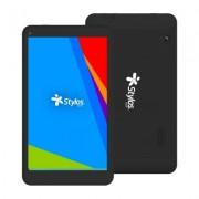 "Tablet Stylos Taris 7"" Quadcore / 16GB / 2GB / 7"" / Android 9.0 / negro, STTTA85B"