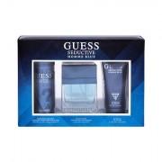GUESS Seductive Homme Blue confezione regalo eau de toilette 100 ml + doccia gel 200 ml + deodorante 226 ml per uomo