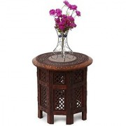 Shilpi Sheesham Wooden Foldable Table