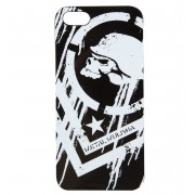 pouzdro na mobil METAL MULISHA - CHEVRON IPHONE - BLK