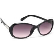 Eyeland Rectangular Sunglasses(Violet, Pink)