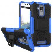 Asus Zenfone 3 Max ZC520TL Anti-Slip Hybrid Case - Black / Blue