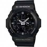 Casio G-SHOCK Standard Analog-Digital Montre GA-150-1A - Noir