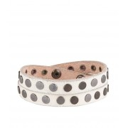 Amsterdam Cowboys Armbanden Bracelet 2603 Wit