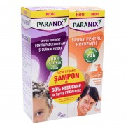 Paranix sampon 100ml + Paranix Spray preventie 100 ml