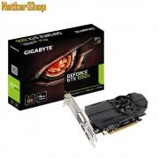 GIGABYTE Nvidia Geforce GTX1050Ti GV-N105TOC-4GL 4GB DDR5 PCI Express LP Videokártya (3 év garancia)