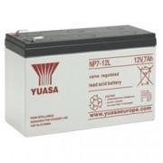 Yuasa Batteria Piombo-Acido per UPS 12 V 7 Ah, NP7-12L