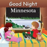 Good Night Minnesota, Hardcover