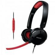Headset Gamer com Microfone Desencaixável e Controle de Volu