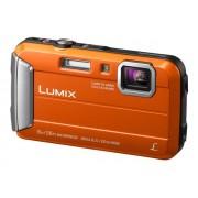 Panasonic Lumix DMC-FT30 - Digitale camera - compact - 16.1 MP - 720p - 4x optische zoom - onder water tot 8m