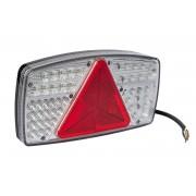 Feu arrière gauche Aspöck Fabrilcar LED 7 fonctions