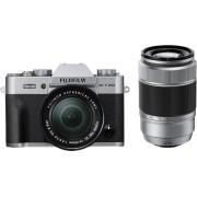 Fujifilm X-T20 + 16-50mm OIS II + 50-230mm OIS II - Zilver